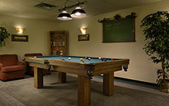 Royal Scot Hotel Billiards