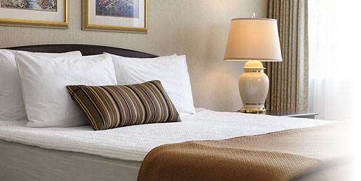 Butchart Gardens Hotel Package